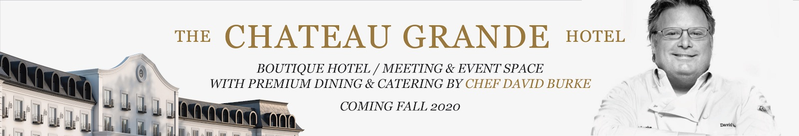 Coming Soon The Chateau Grande Hotel
