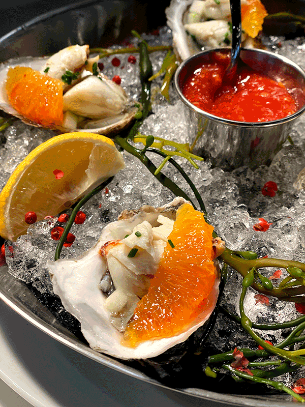 Orchard Park Oysters